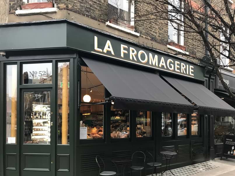 la fromagerie close look
